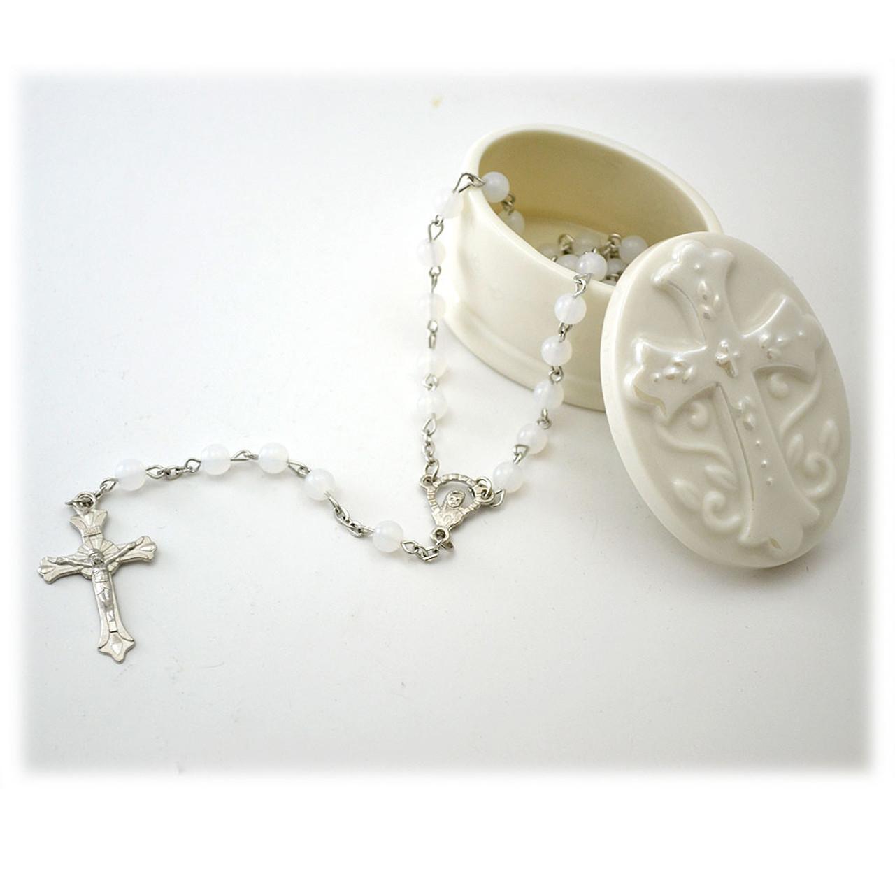 Rosary and Rosary Box