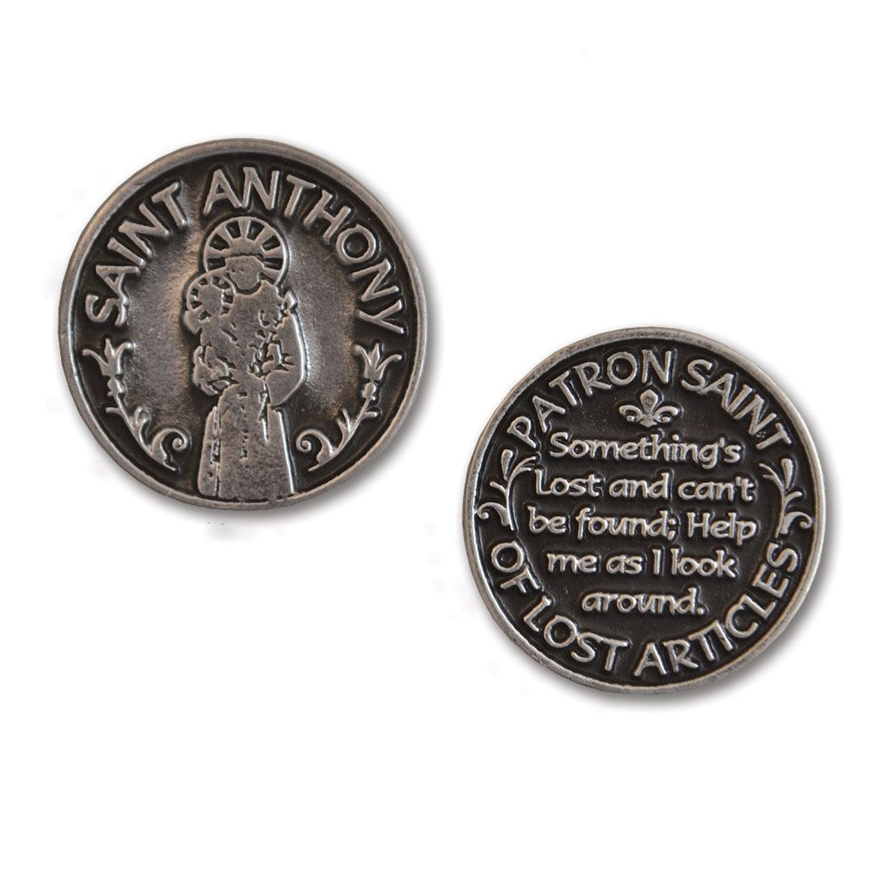 St Anthony Pocket Token