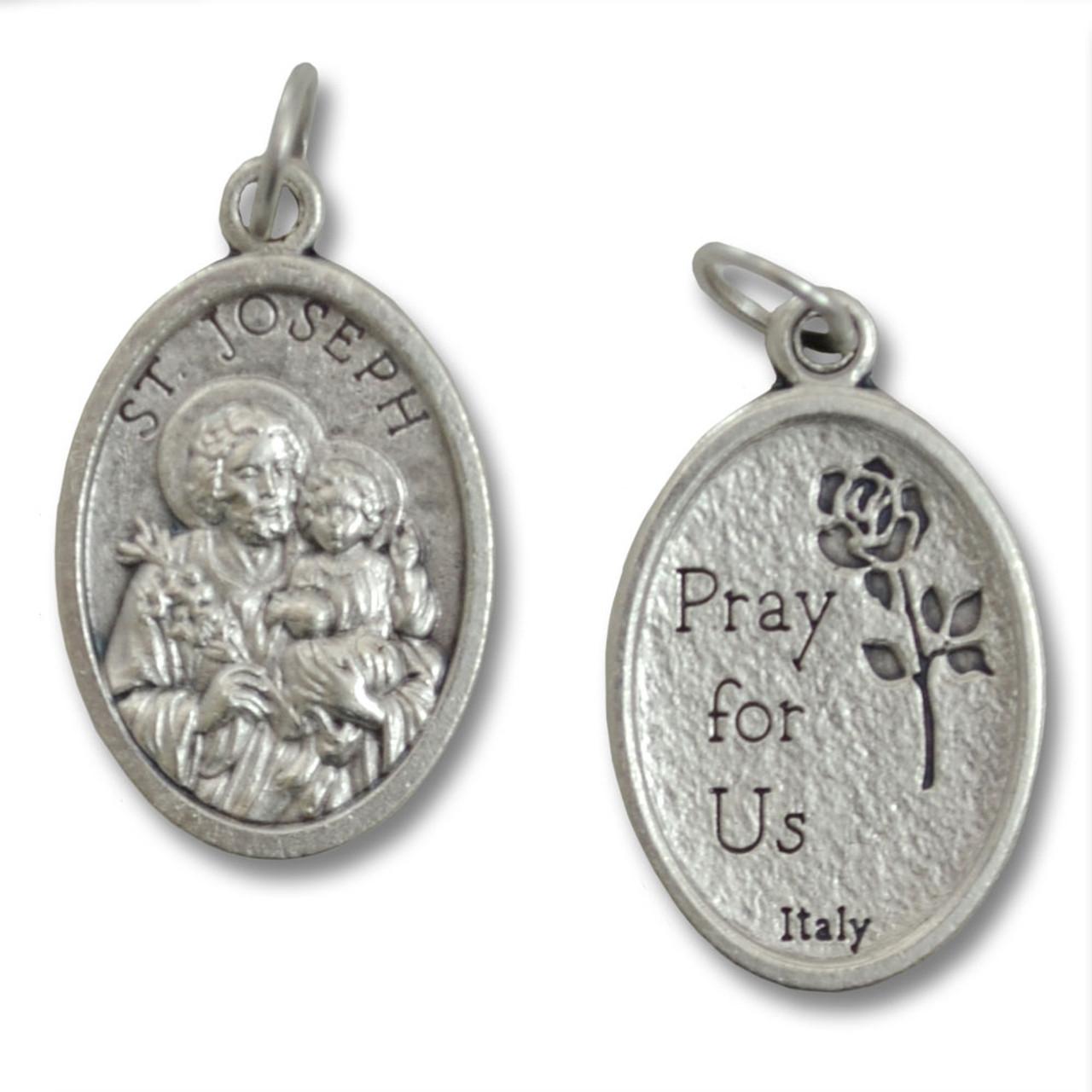 St. Joseph Devotional Medal