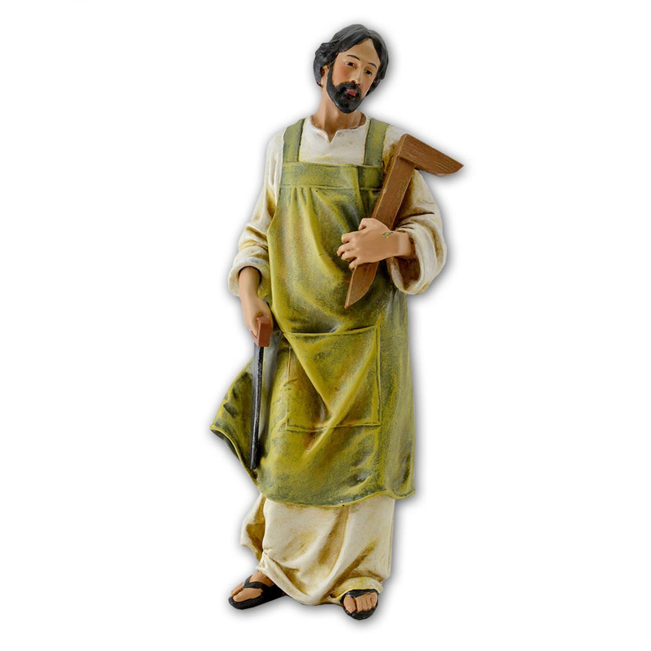 St. Joseph Worker Statue 10IN