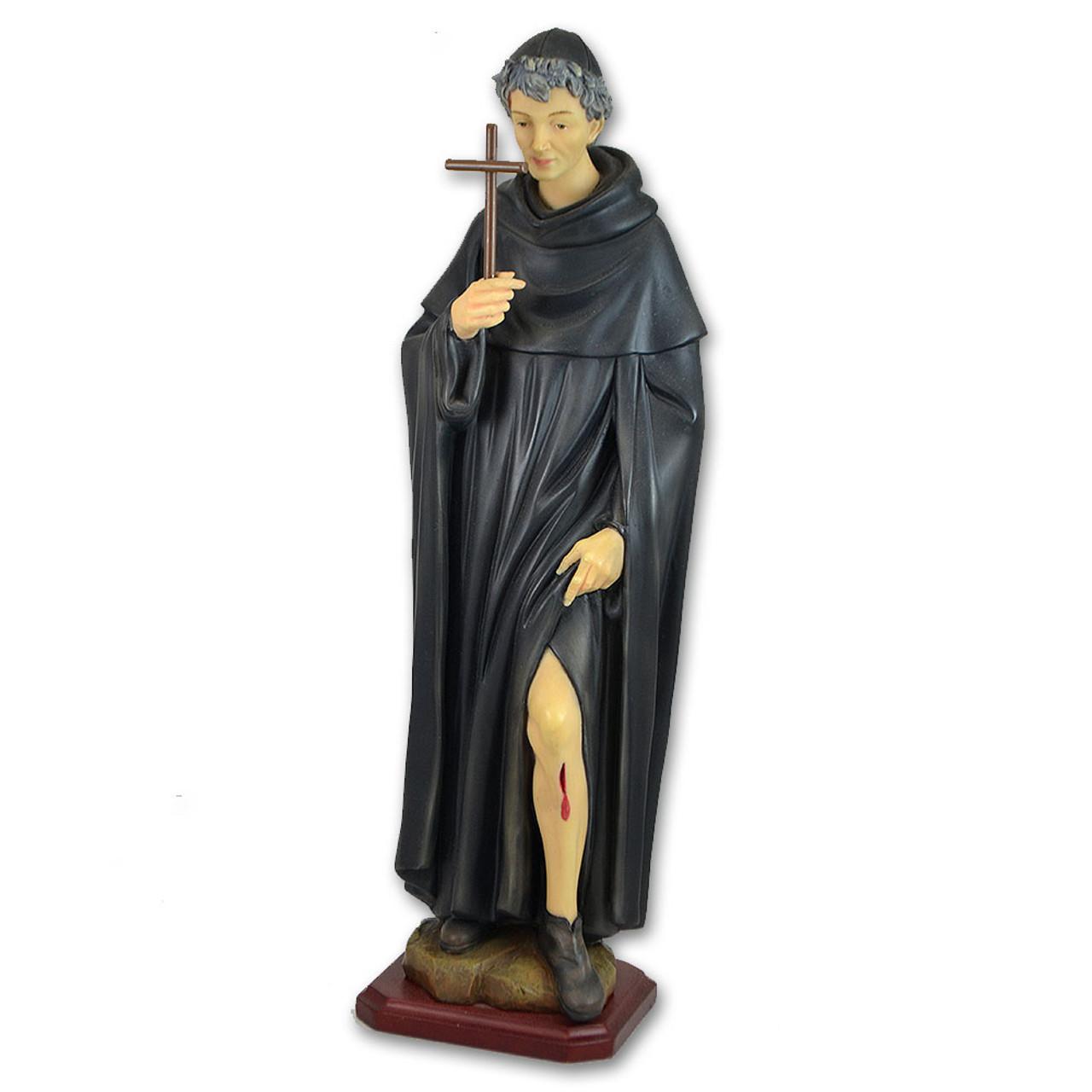 St Peregrine Classico Statue 12IN