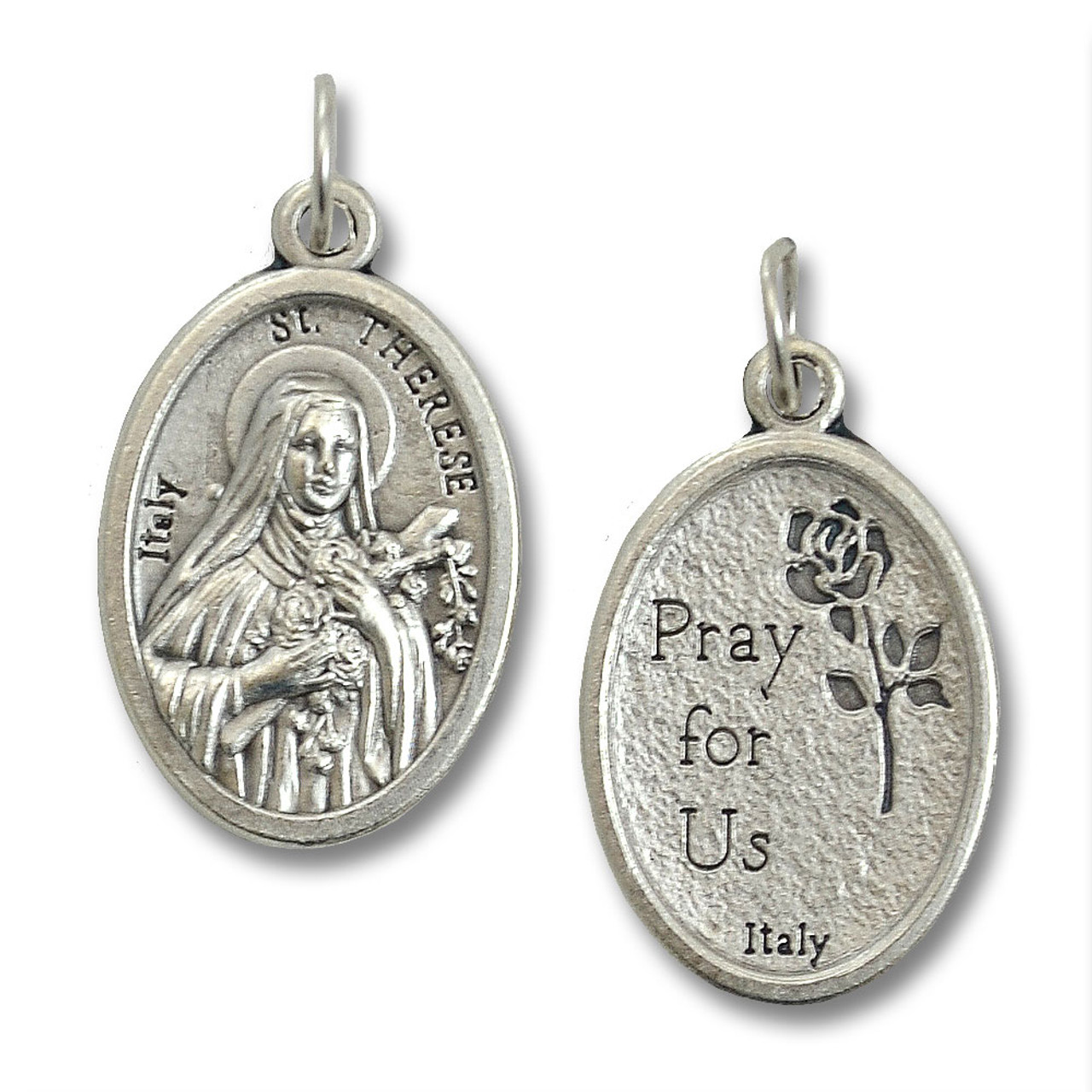 St. Theresa Devotional Medal