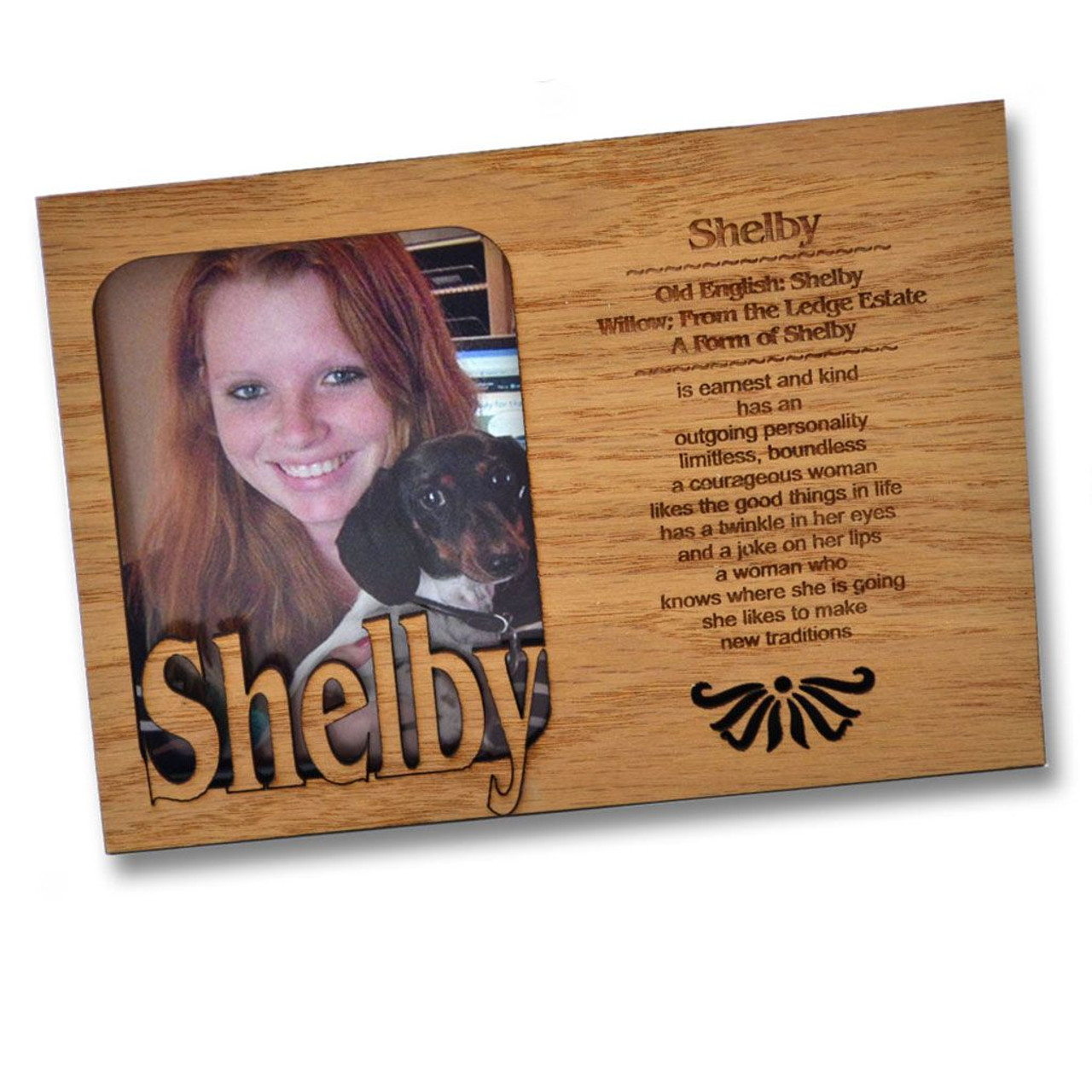 Personalized Girl Name Plaques