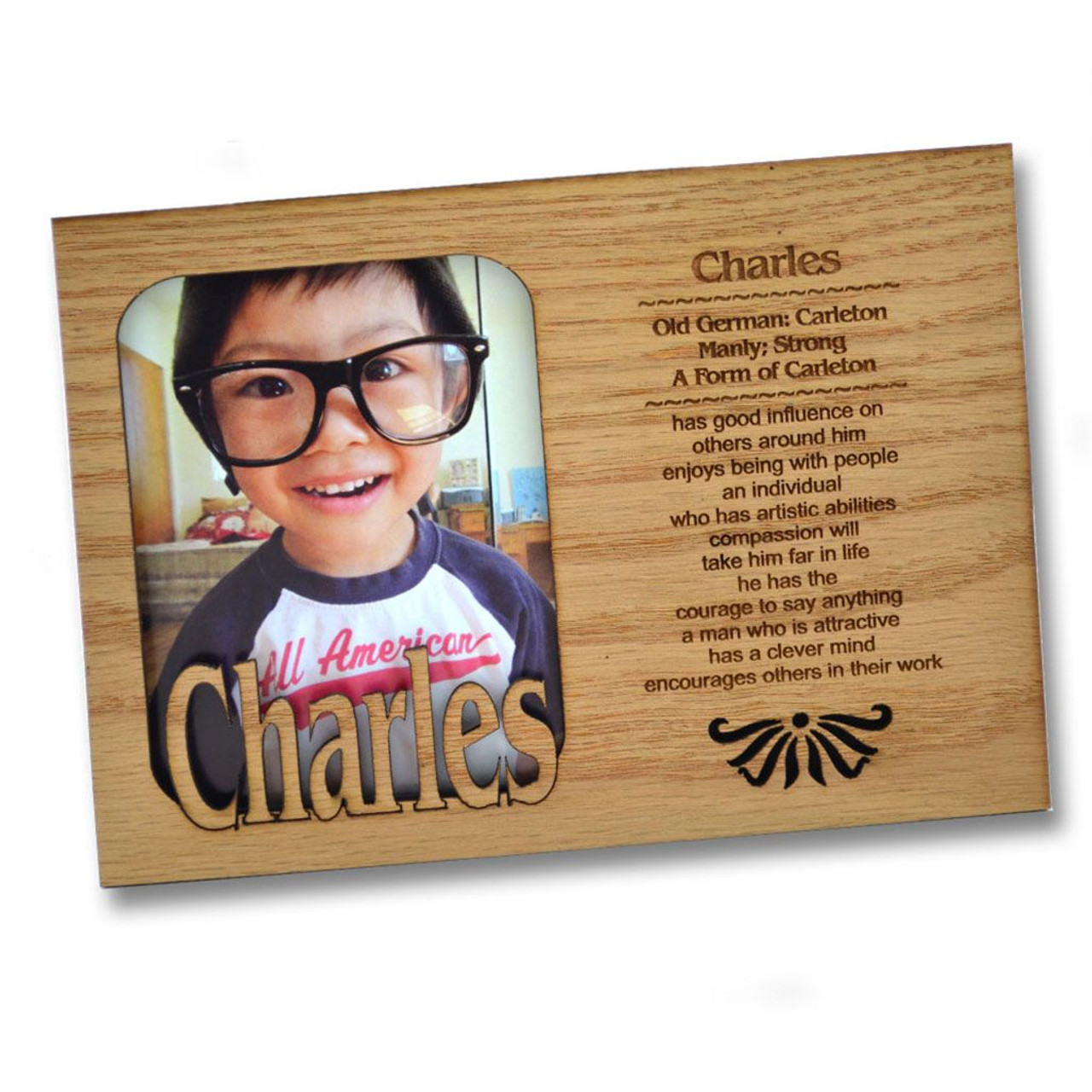Personalized Boy Name Plaques