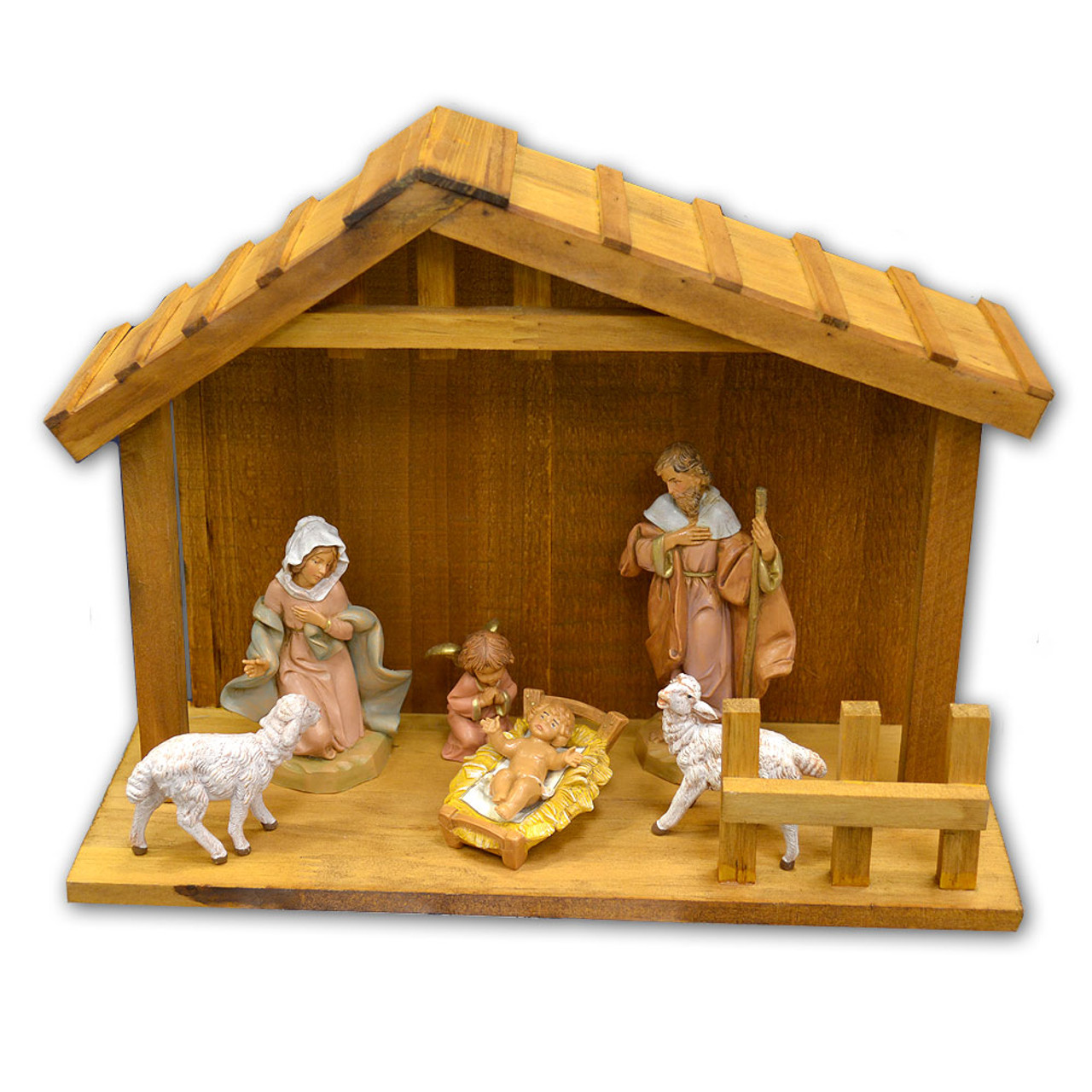 Fontanini My 1st Nativity Set 5IN