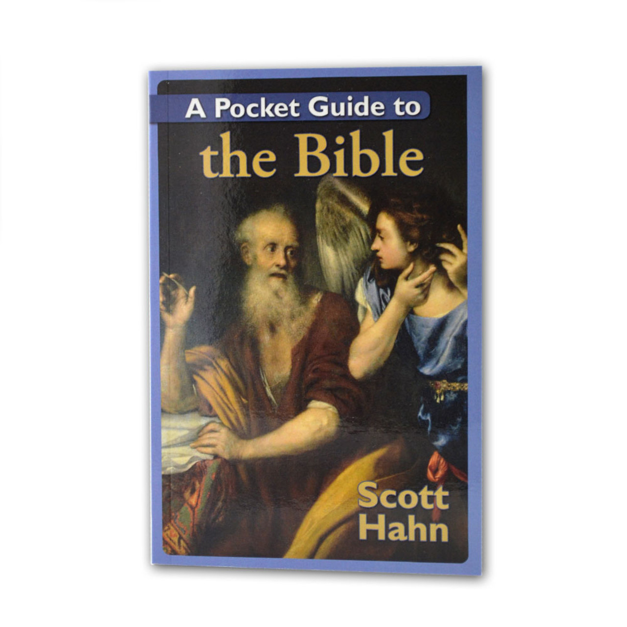 Pocket Guide to the Bible Hahn, Scott
