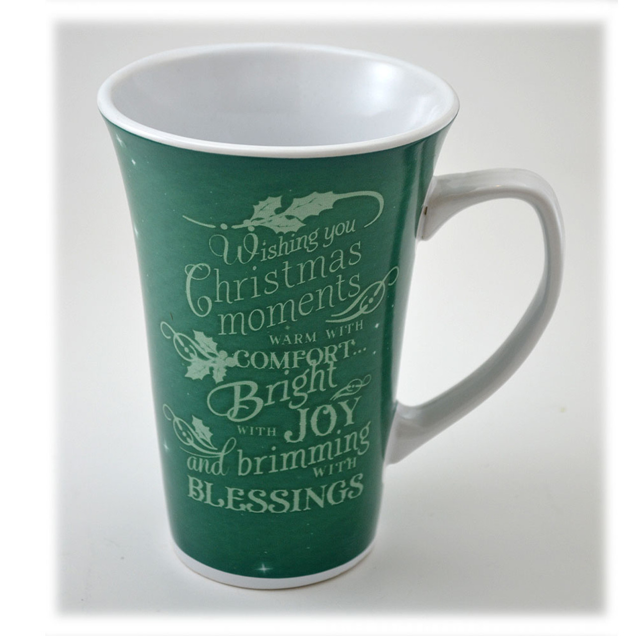 Miracle Moments Latte Mug