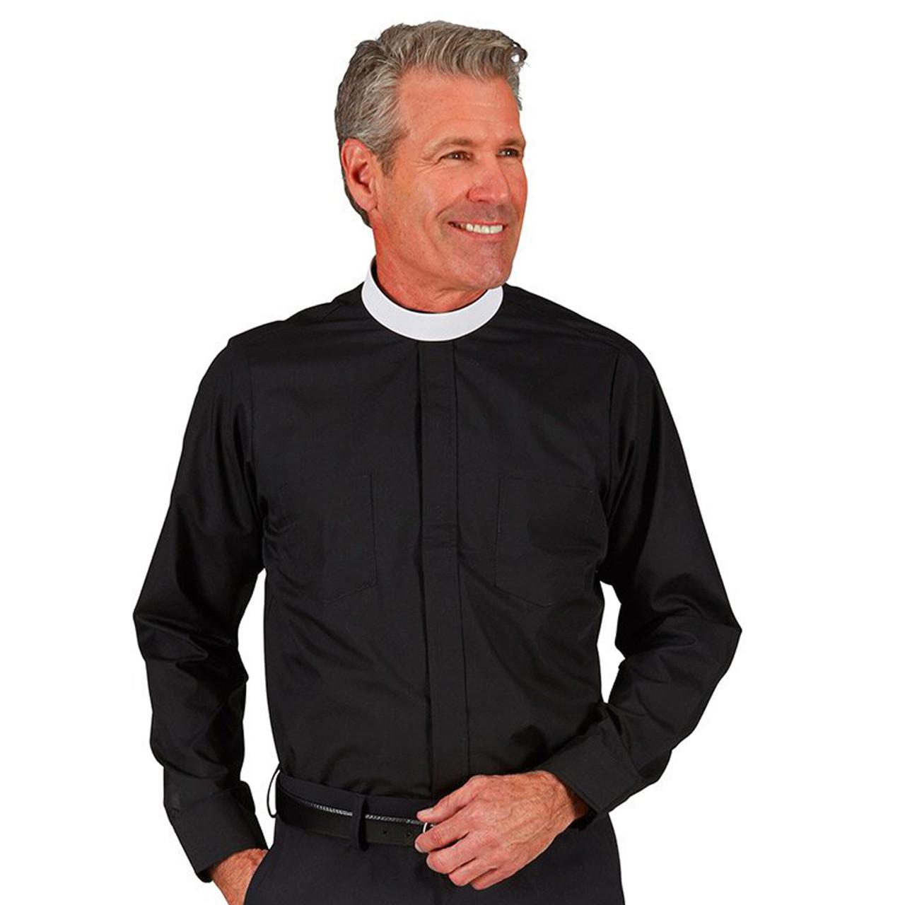 RJ Toomey Long Sleeve Neckband Shirt