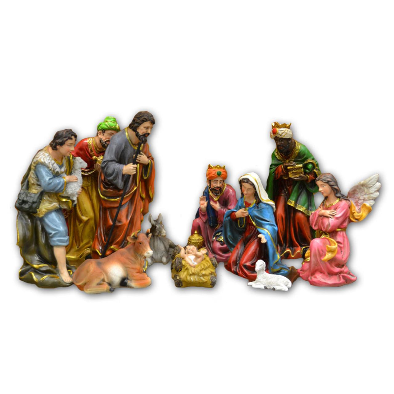 Nativity Set 12IN