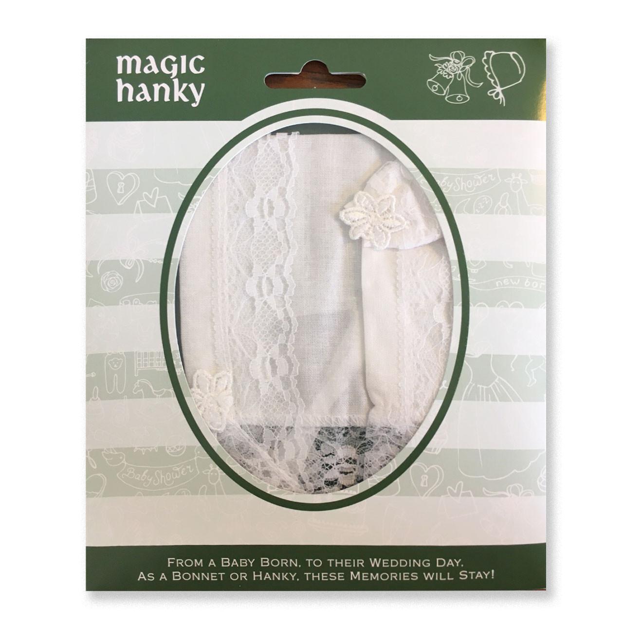 Magic Irish Hanky
