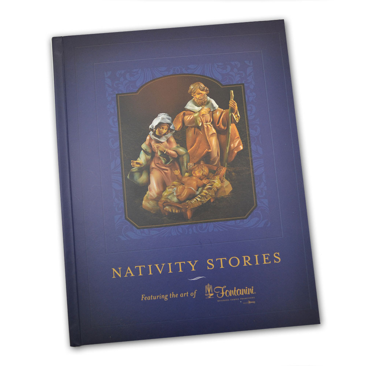 Fontanini Nativity Story Book