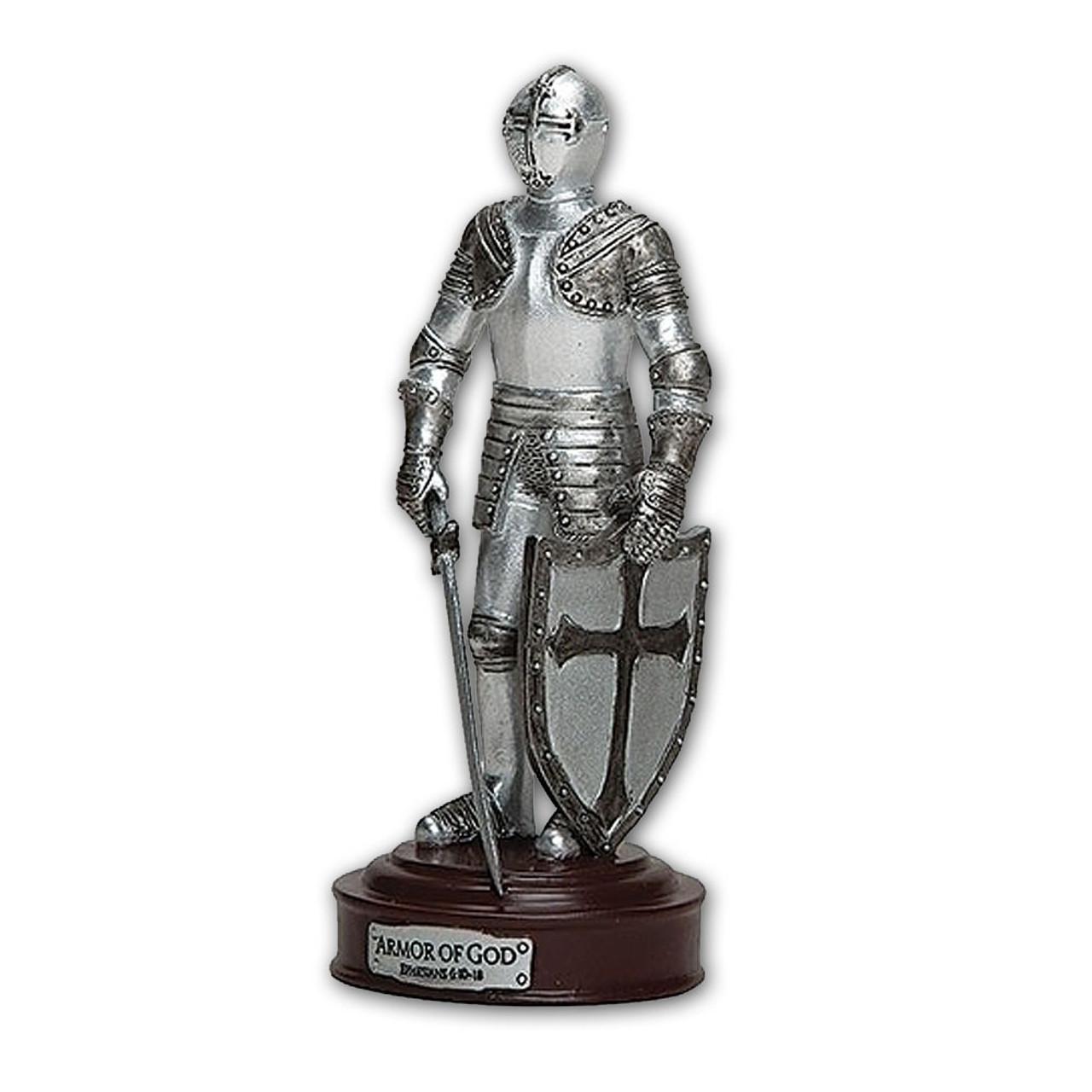Armor of God Statuette