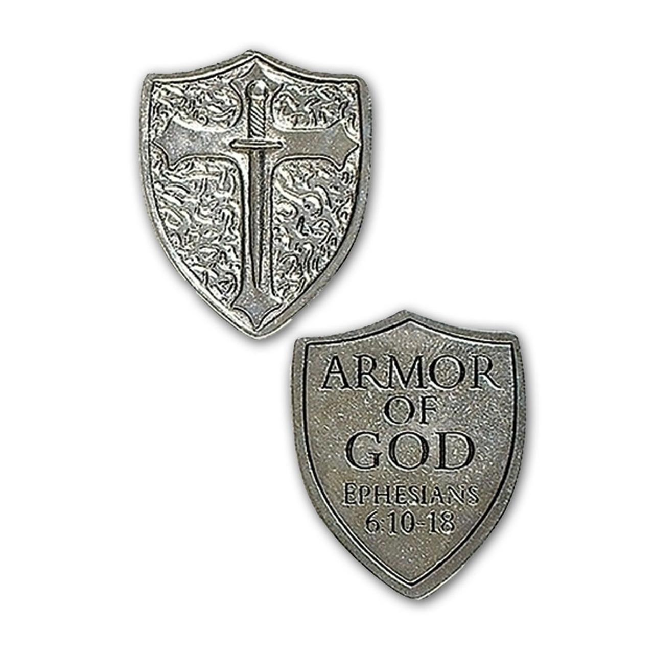 Armor of God Pocket Token