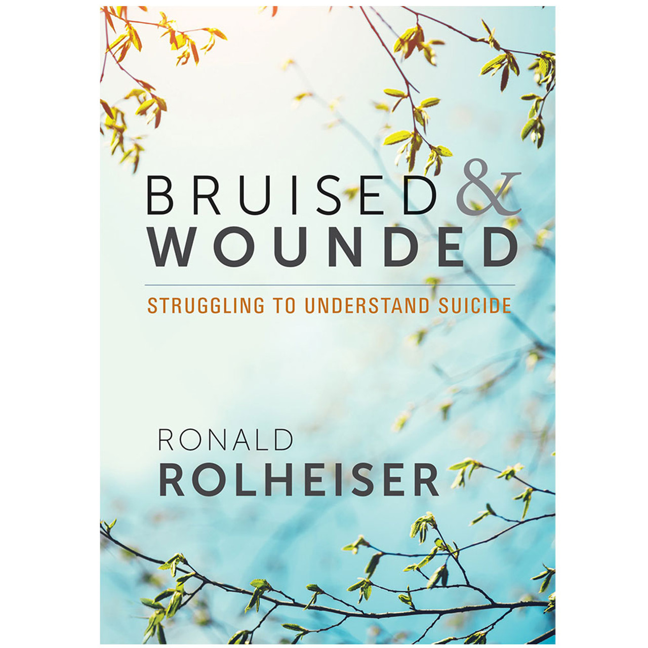 Bruised and Wounded Rolheiwer, Ronald