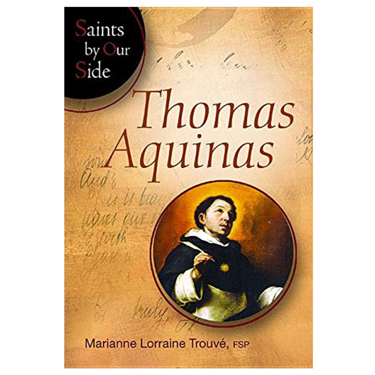 Thomas Aquinas Sr. Marianne Trouve