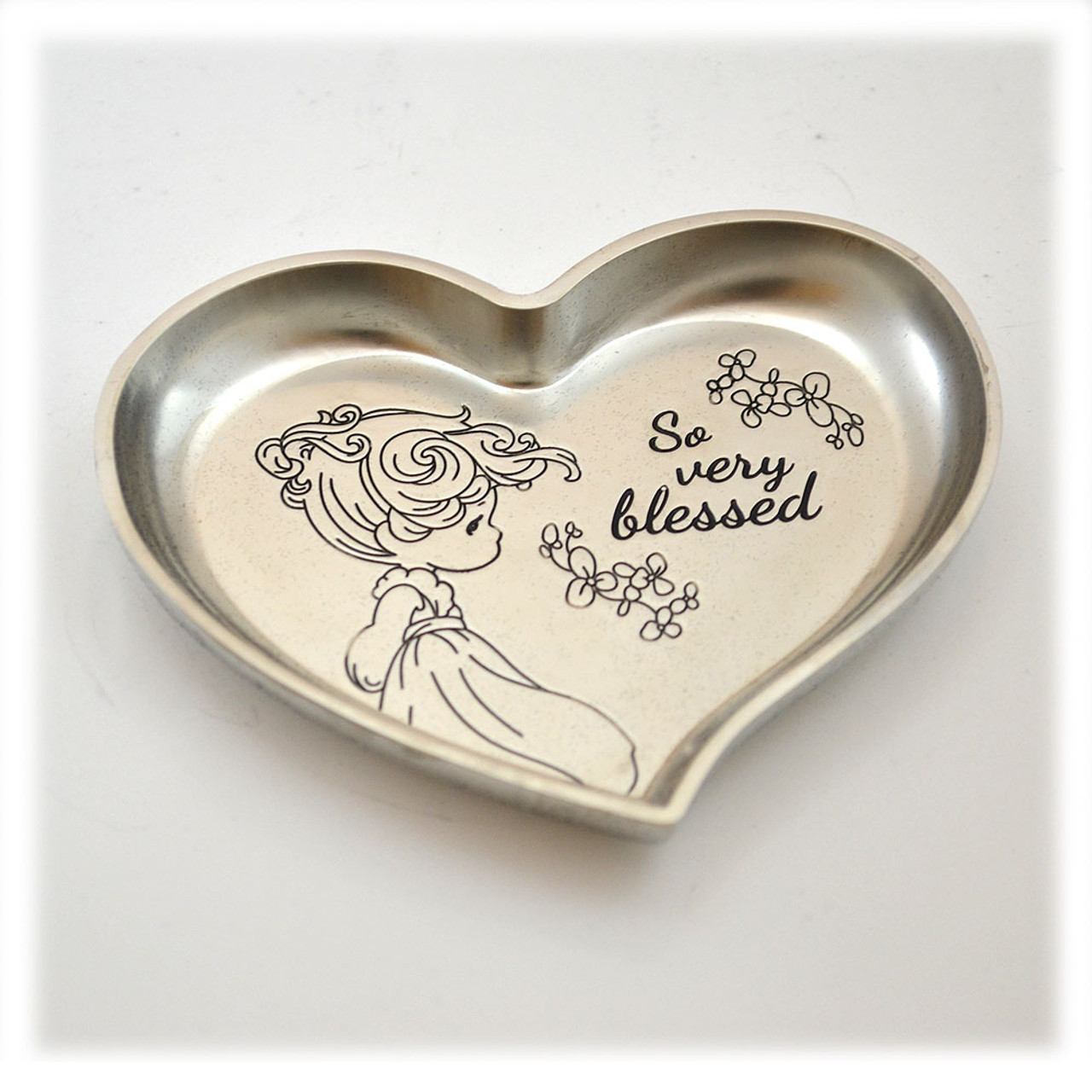 PM Blessed Heart Trinket Dish