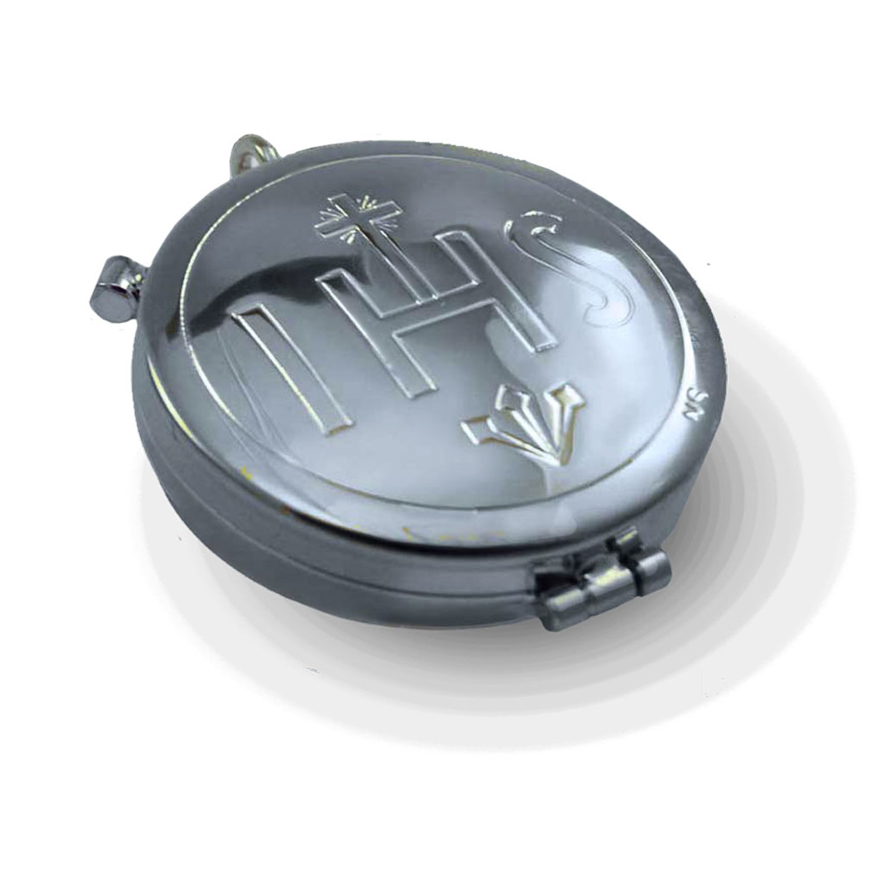 IHS Pyx with Nickel Plate Finish