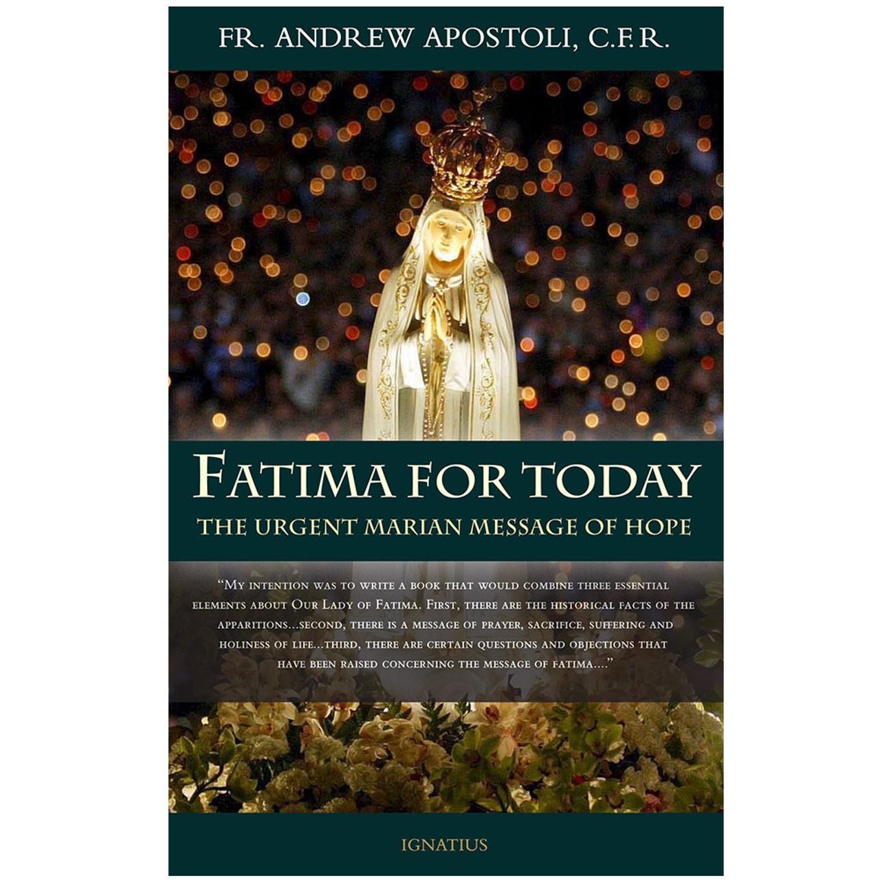Fatima for Today Apostoli, Fr. Andrew