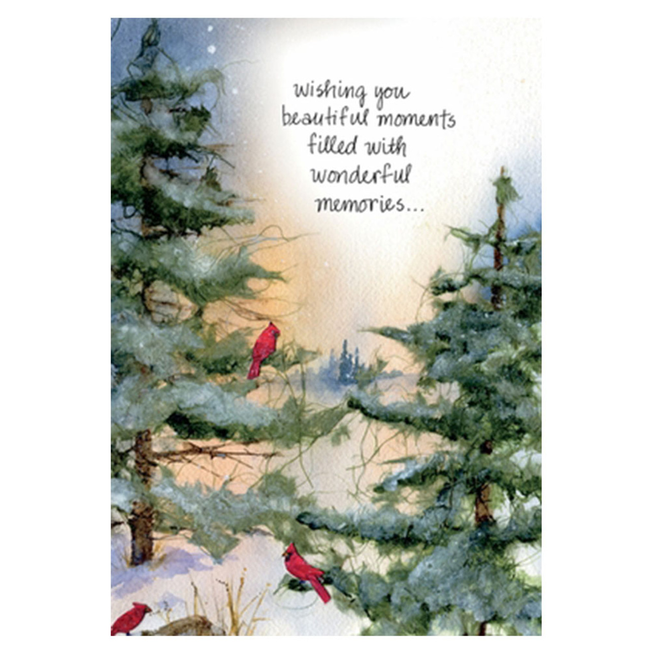 Beautiful Moments Christmas Cards Boxed