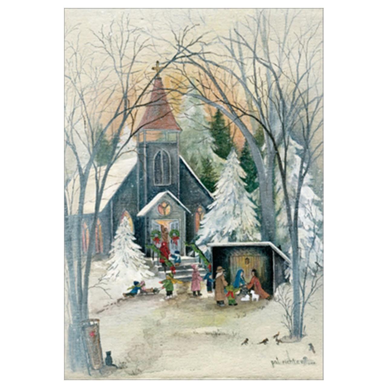 Gift of Christmas Christmas Cards Boxed