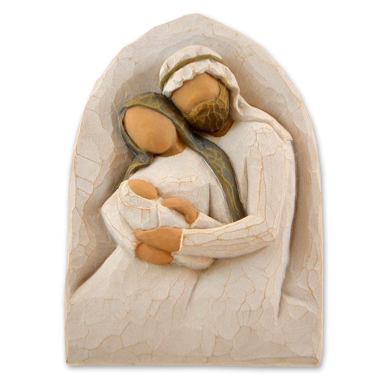 Holy Family Willow Tree Ornament