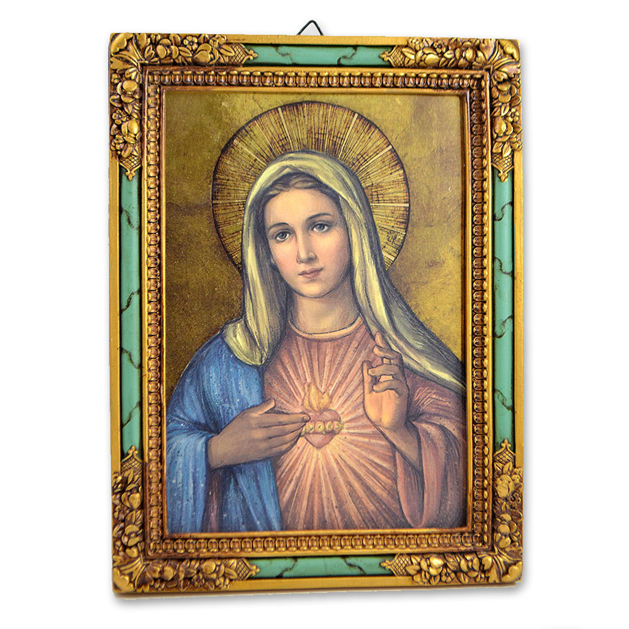 Immaculate Heart Icon