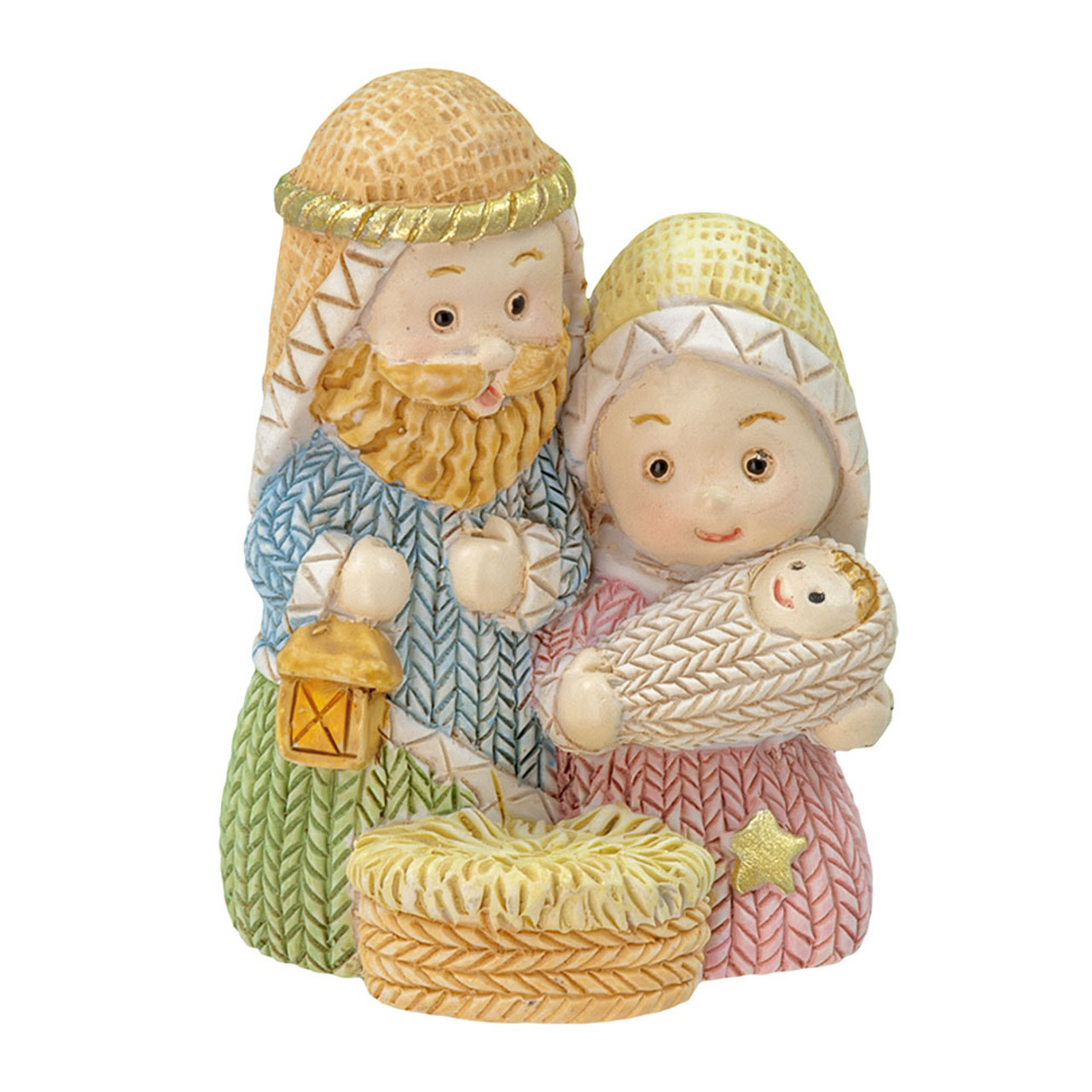 Holy Family Yarn Look 2IN