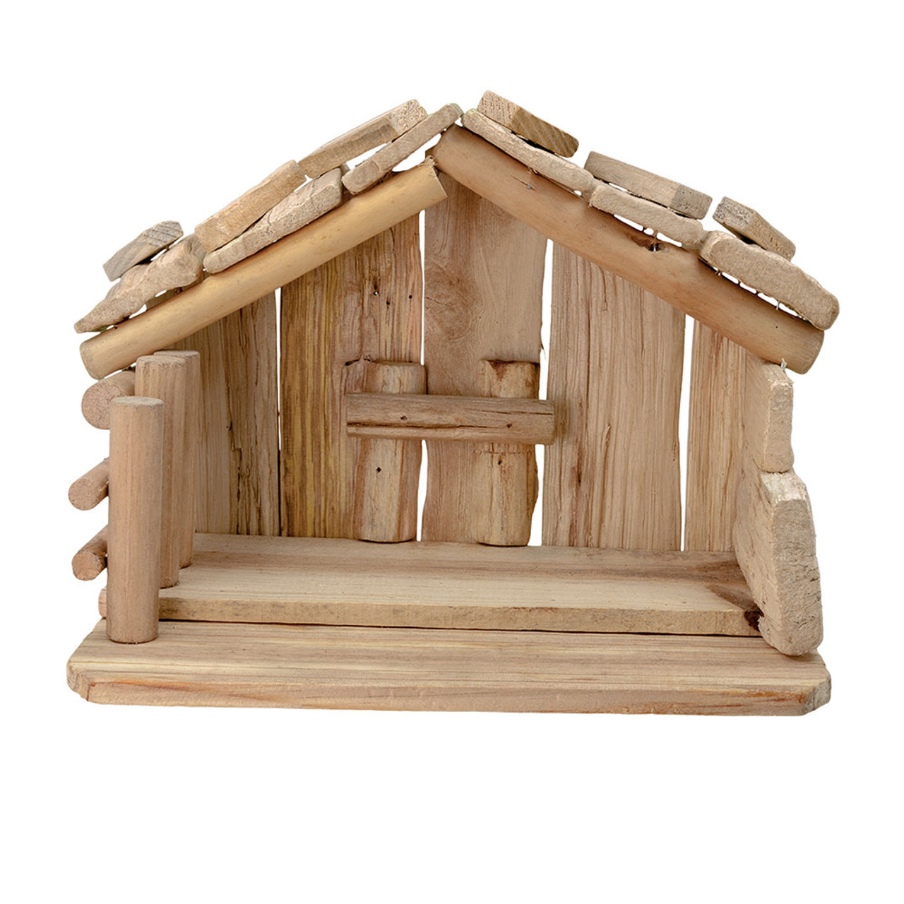 Wooden Stable 9-1/2x7IN