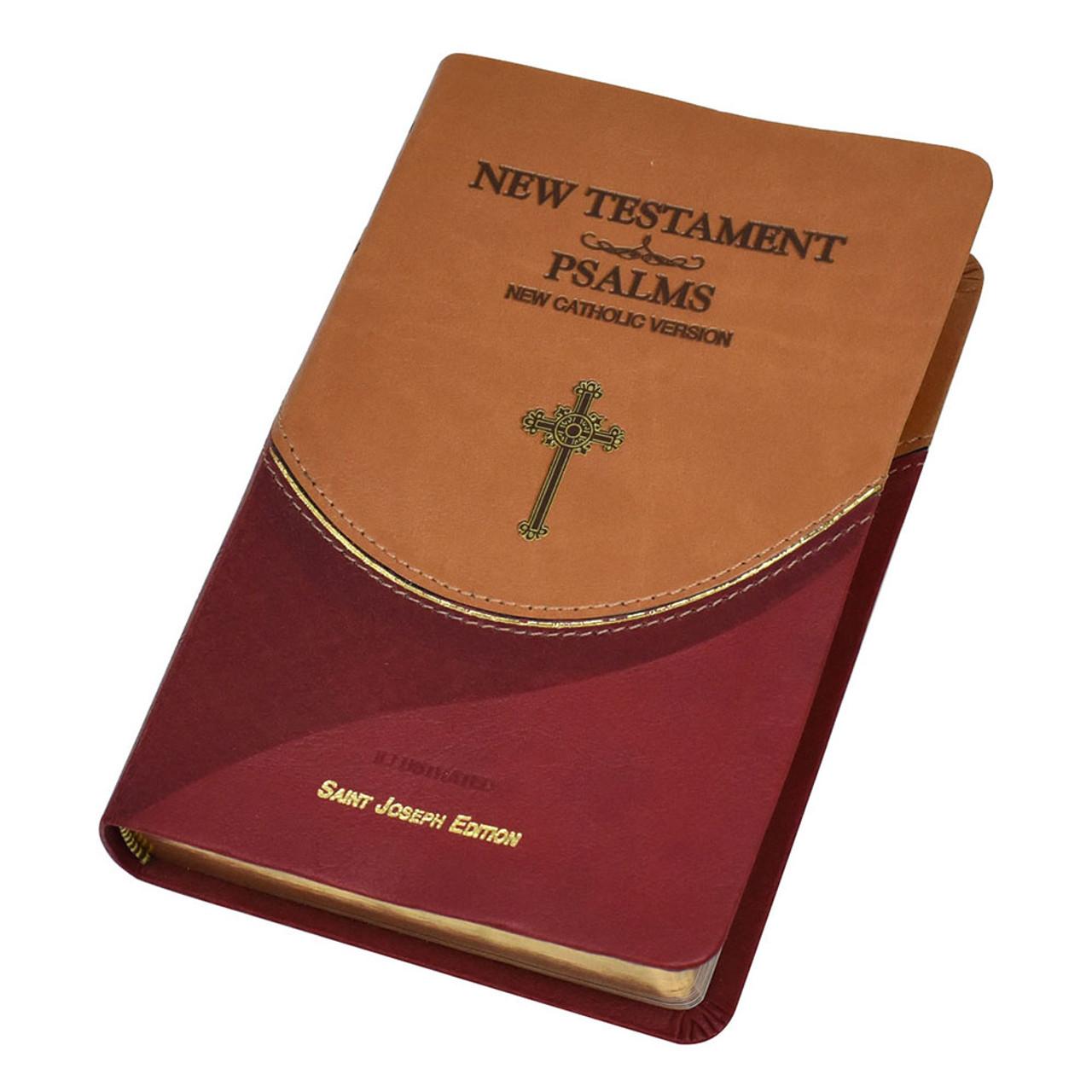 St. Joseph NCV New Testament and Psalms