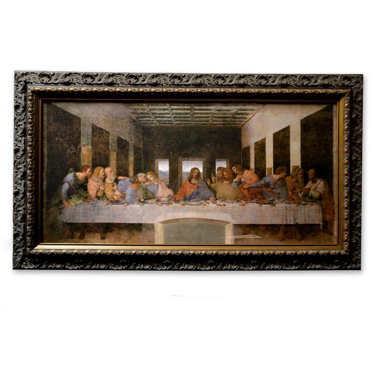 Last Supper by DaVinci 16x32IN