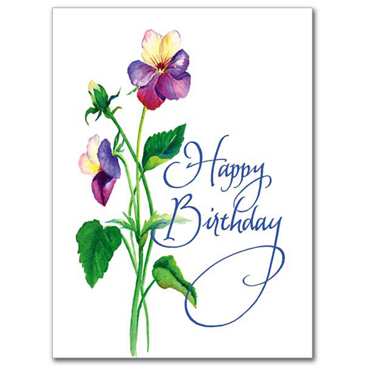 Wishing You Birthday Card