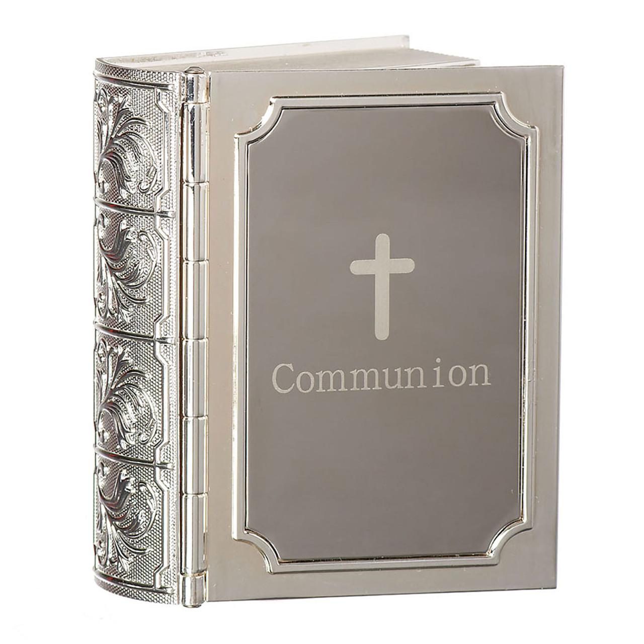 First Communion Bible Box