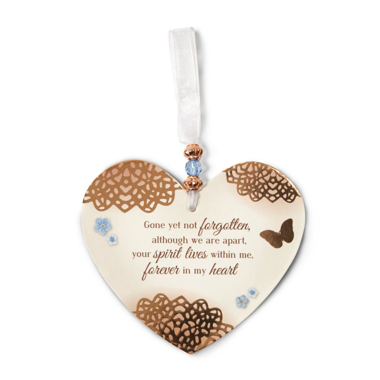 Memorial Heart Ornament