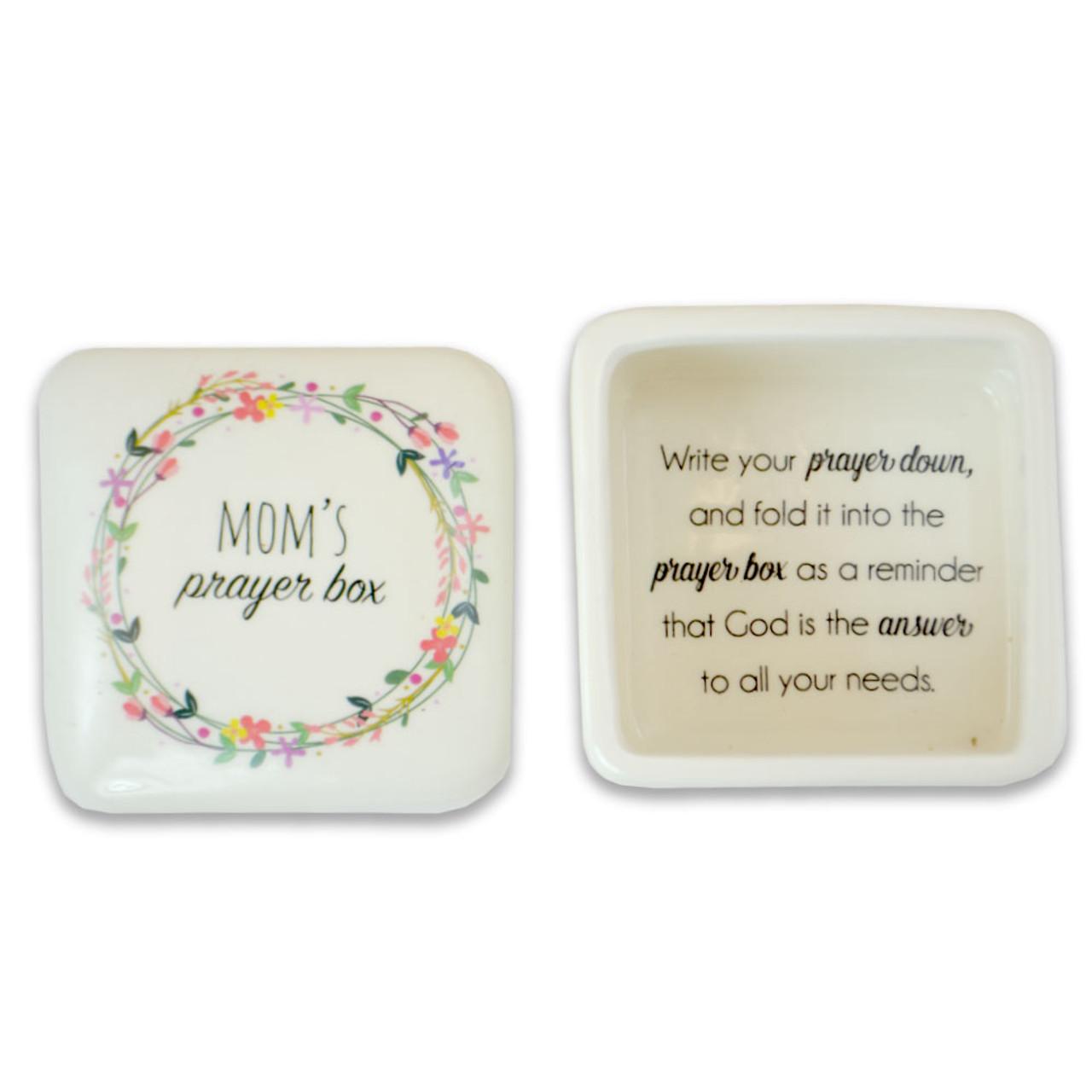 Prayer Box Mom 2.5IN