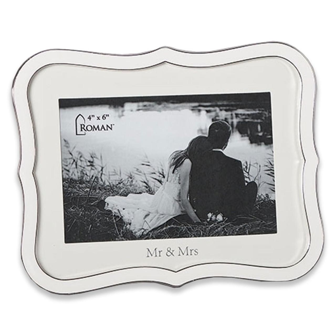 Wedding Frame 4x6 Photo