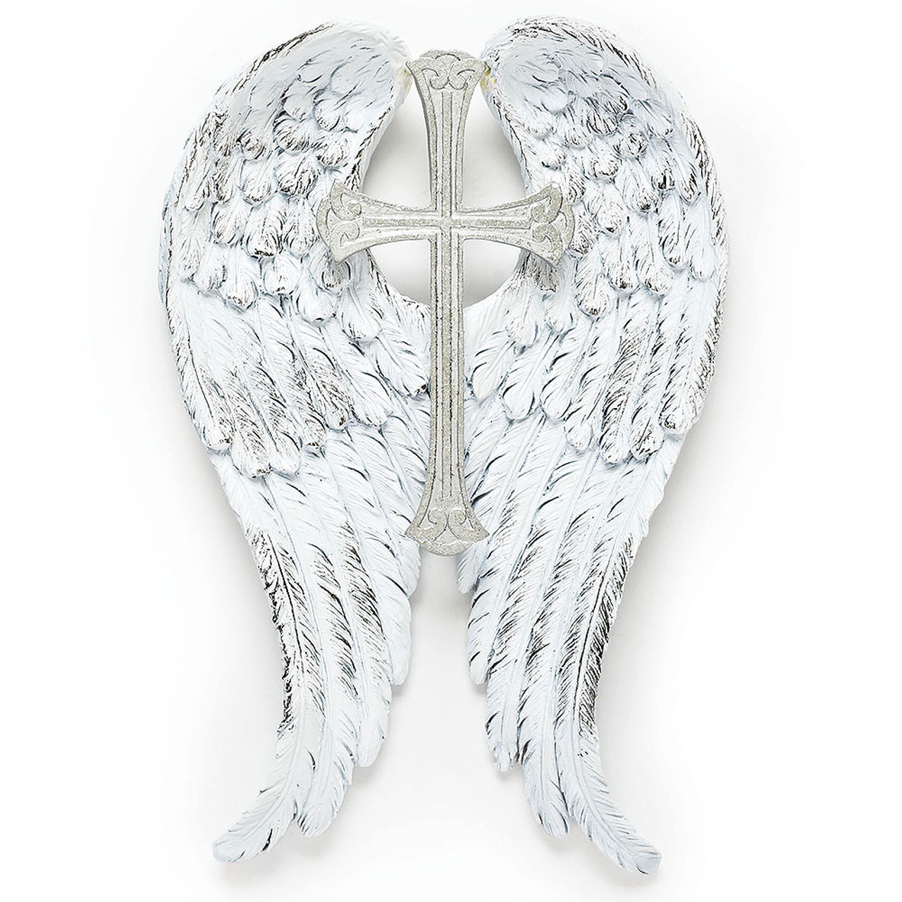 Wing and a Prayer Cross 10.25IN