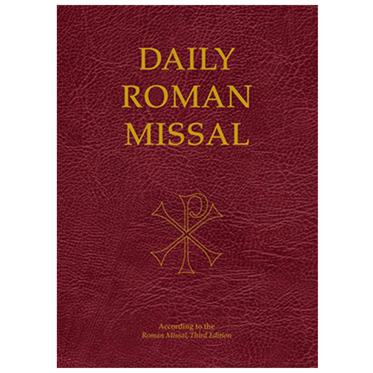 Daily Roman Missal Third Edition