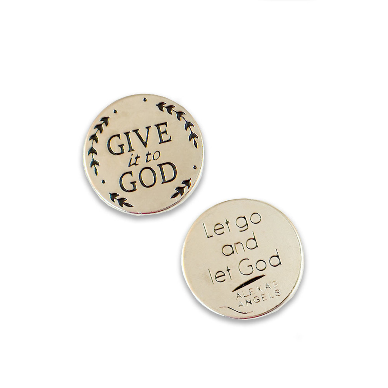 Give it to God Pocket Token