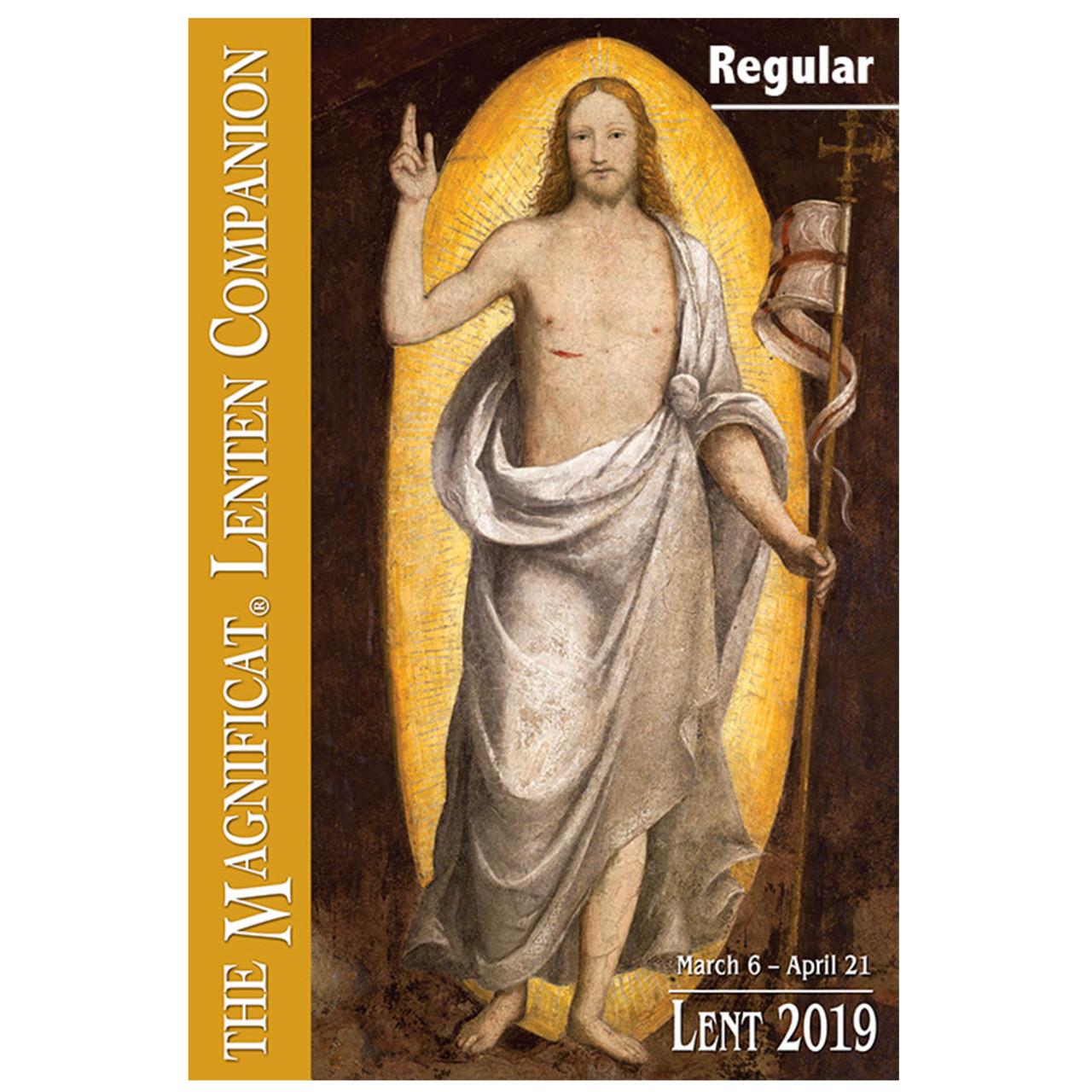 Magnificat Lenten Companion 2019
