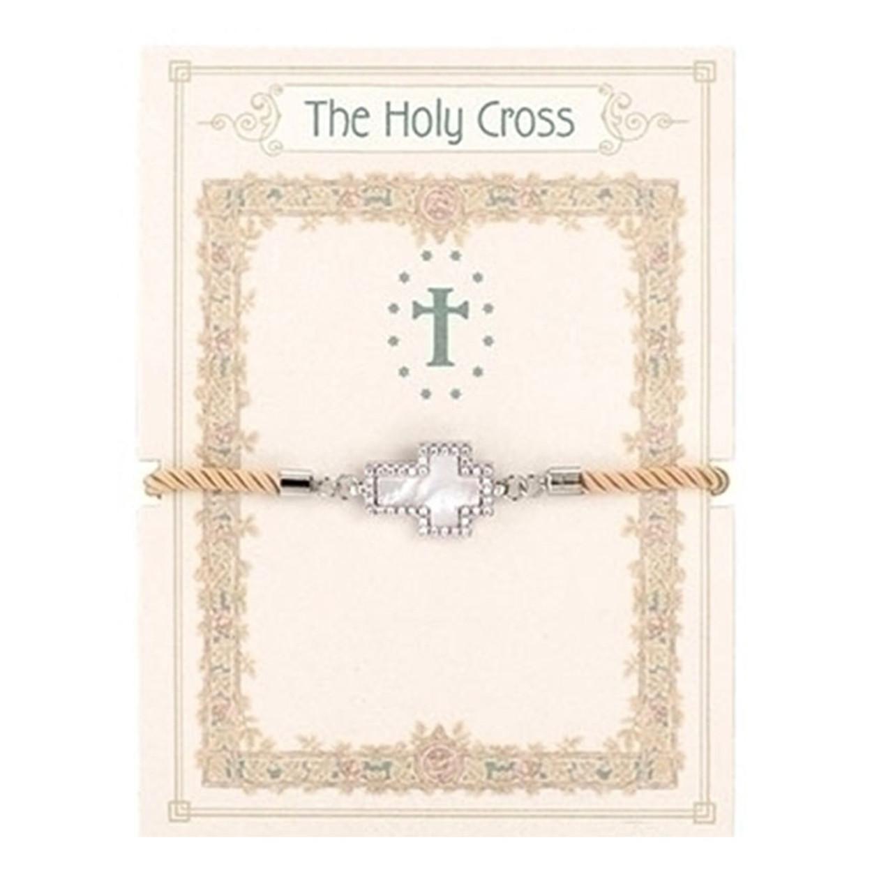 Cross Bracelets 6 Asst - Sold Separately
