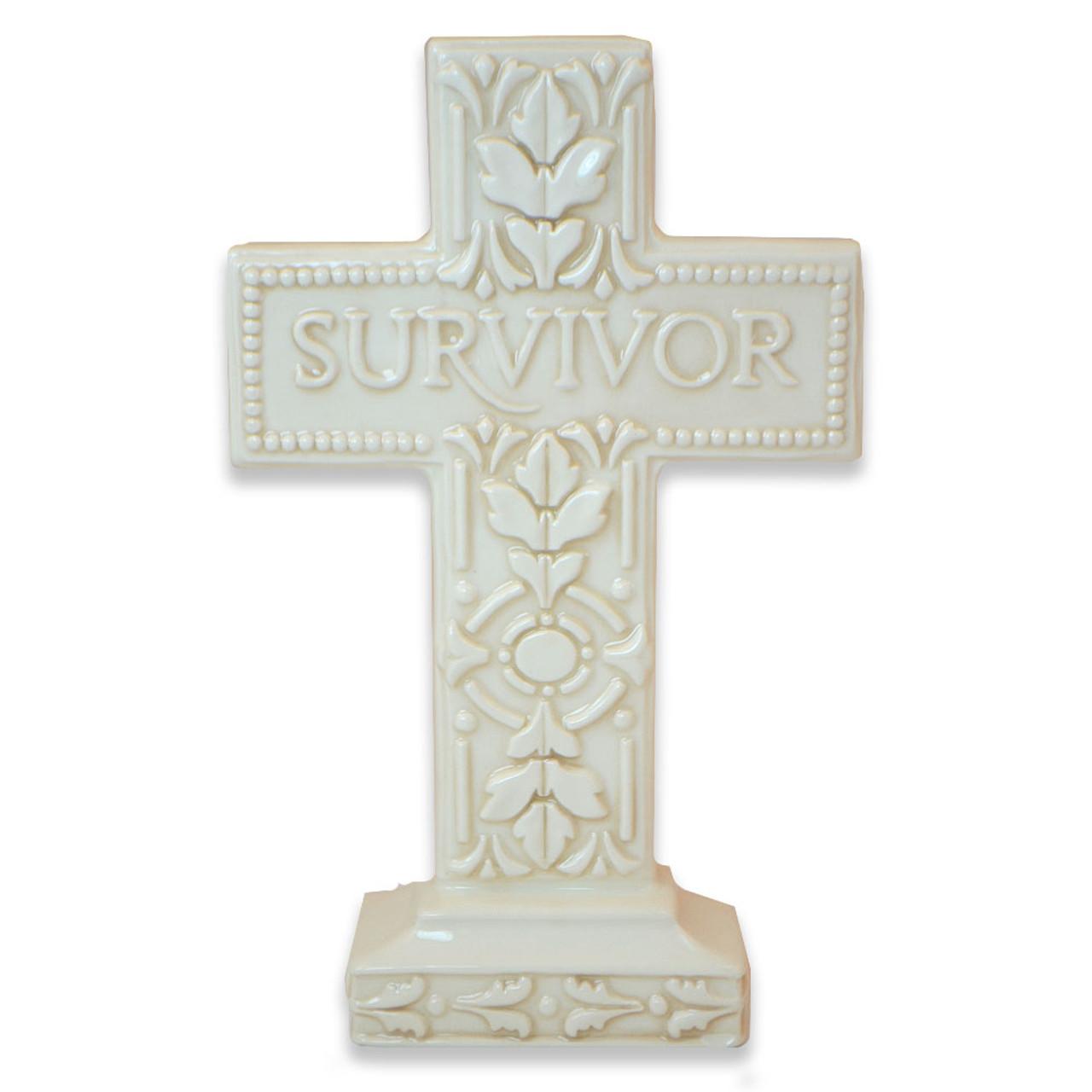 Survivor's Table Cross 6IN