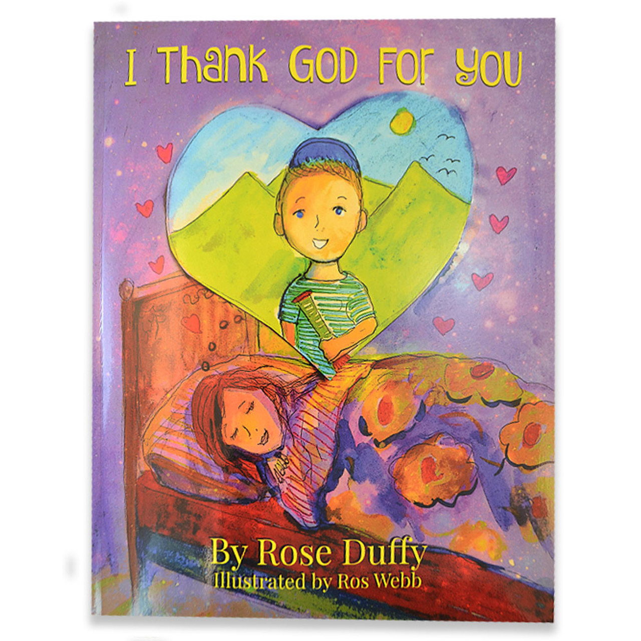 """I Thank God for You"" Story & Song by Rose Duffy"