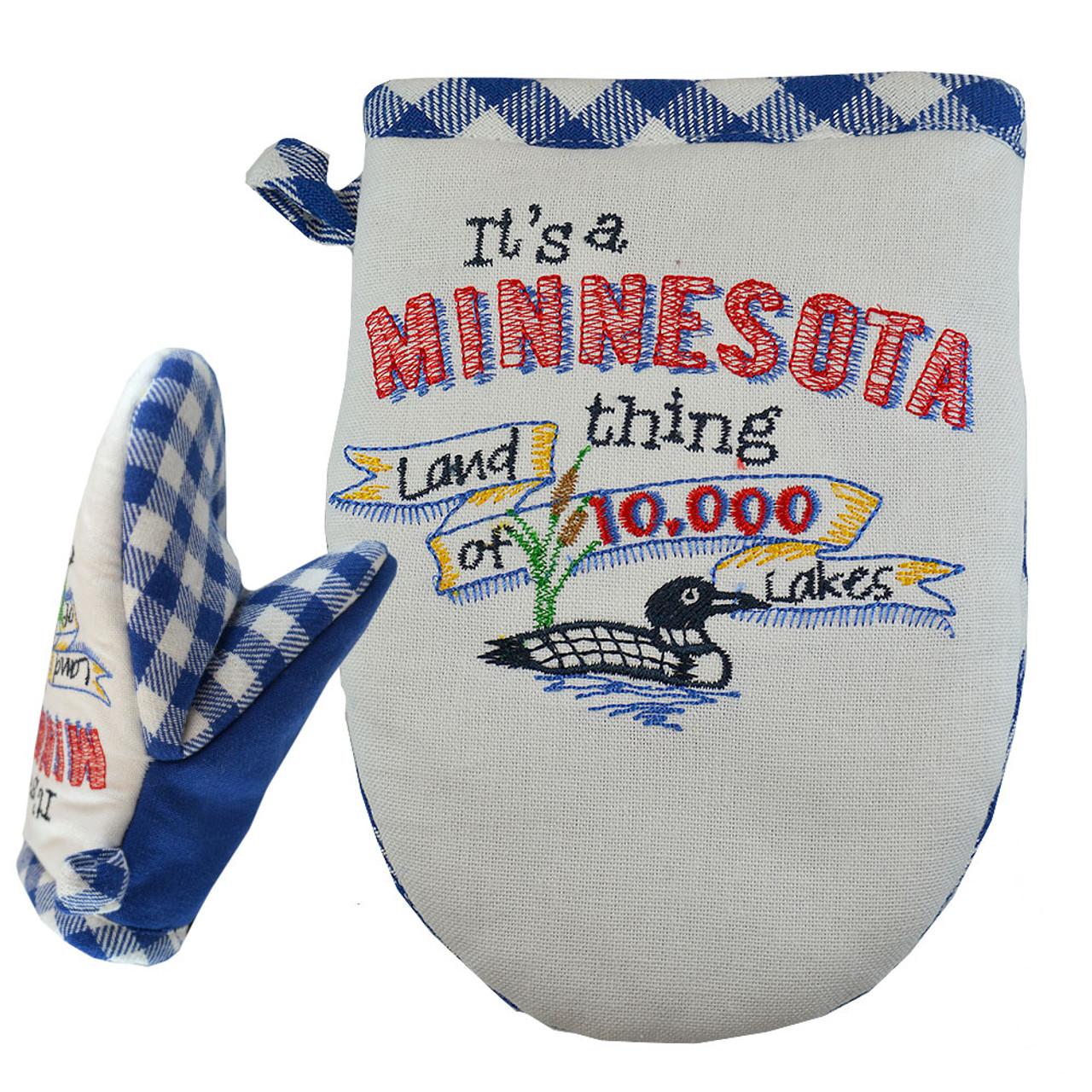 State Thing Minnesota Grabber Mitt