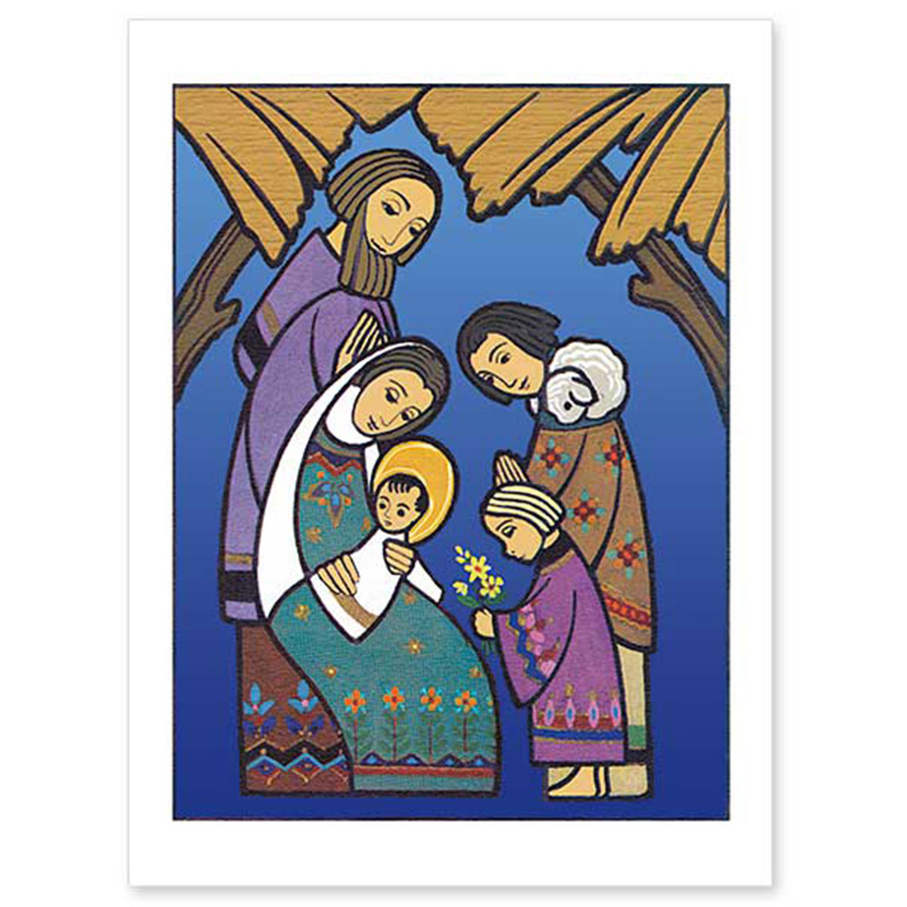 Holy Family Christmas Boxed Cards