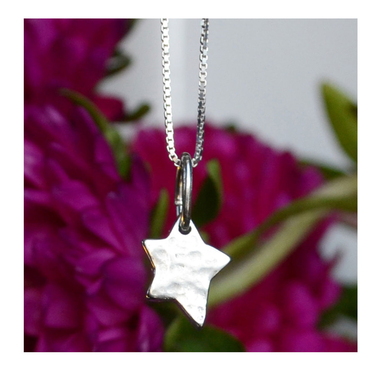 """Shine Brightly"" Star Necklace"