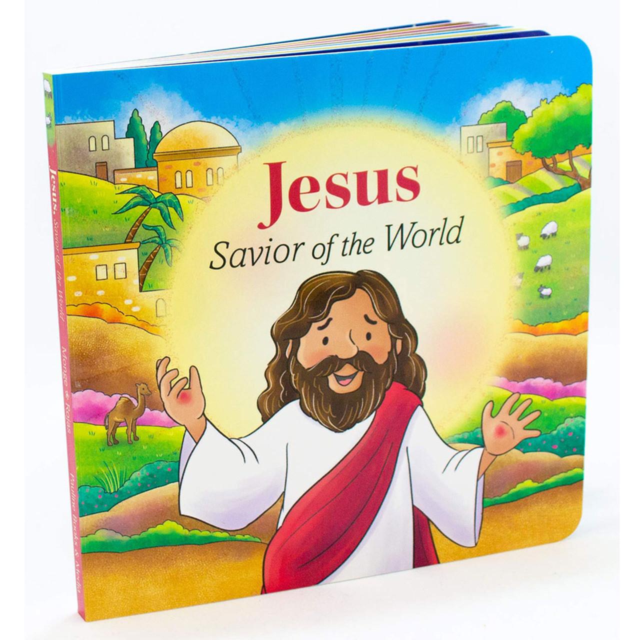 Jesus Savior of the World Monge, Marilyn