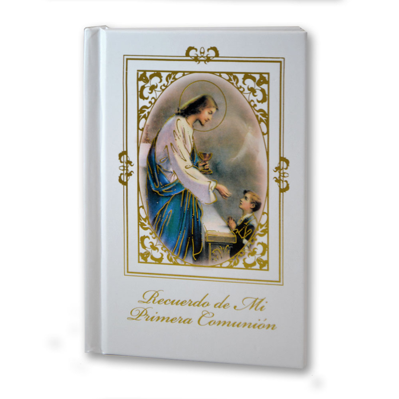 Spanish First Communion Missal for Boys