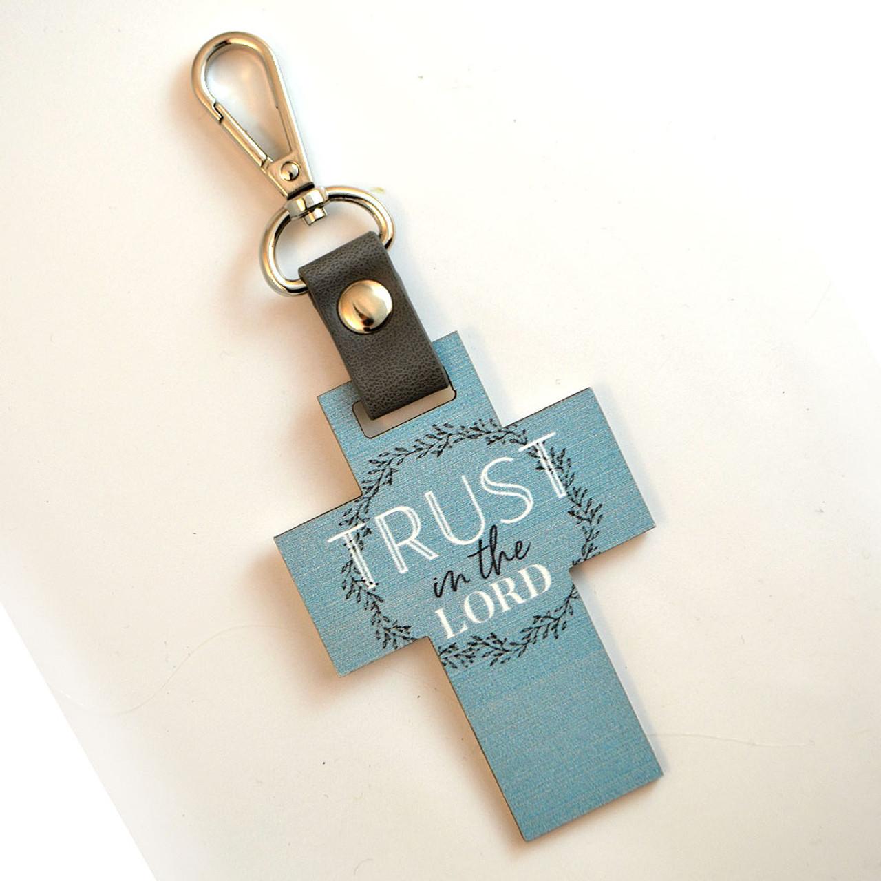 Cross Key Chains