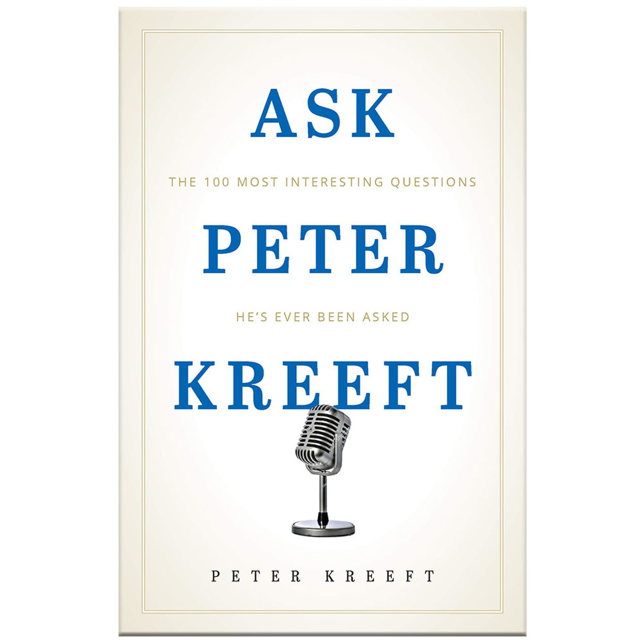 Ask Peter Kreeft