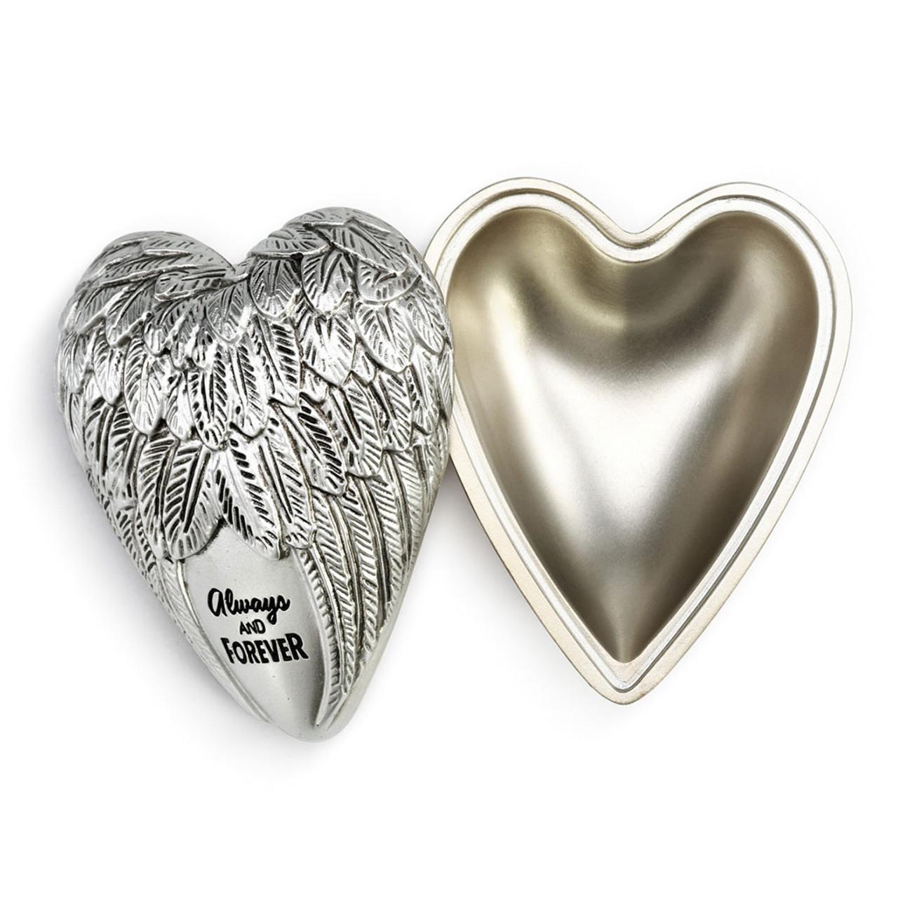 Always Forever Art Heart Box
